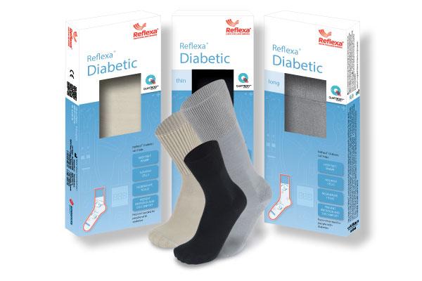 Reflexa - čarape za dijabetičare